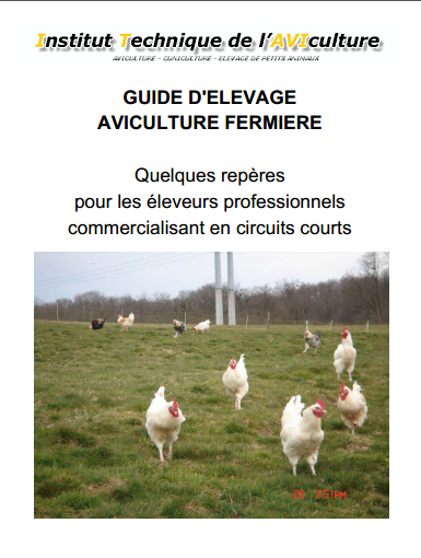 Guide d'elevage (aviculture fermiere) - WWW.VETBOOKSTORE.COM