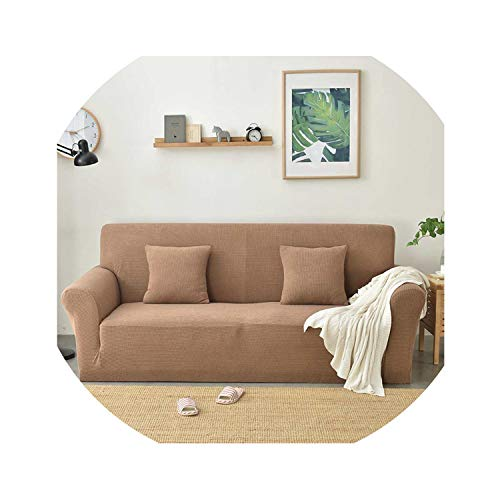 ➫ The best pan house Polar Fleece Slipcover Sofa Solid ...