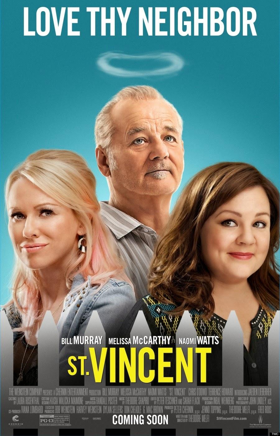 St. Vincent (2014) WEBRip ταινιες online seires xrysoi greek subs
