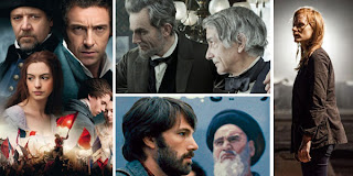 'Argo' rises; 'Lincoln' fades like a sepia photograph at the SAG Awards