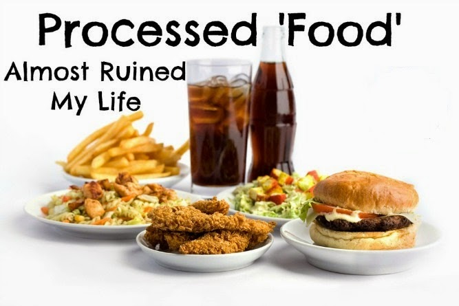 Foreign materials in processed food
