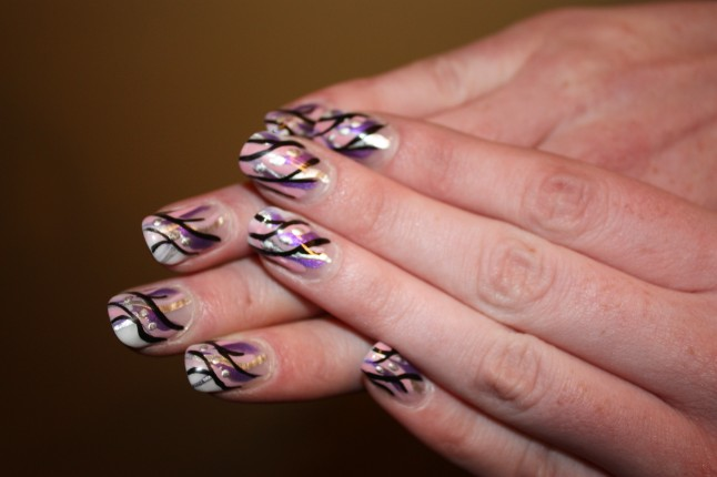 Nail Art Unique Designs