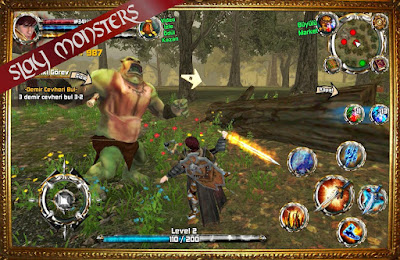 Kingdom Quest: Crimson Warden MOD, Android, Apk 1