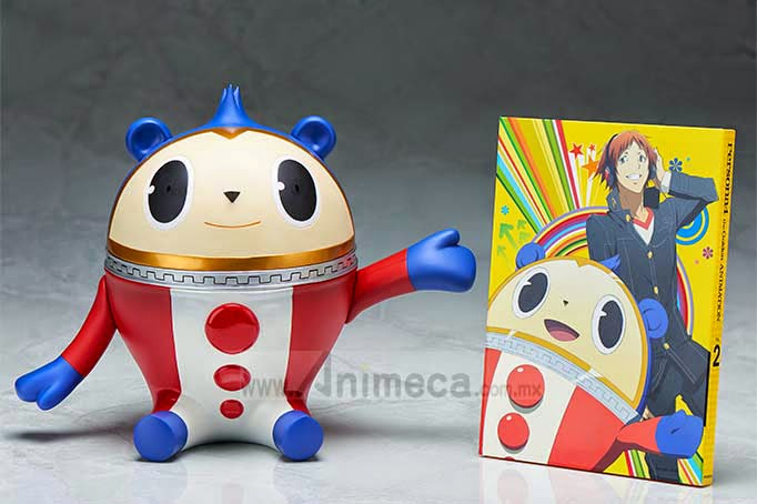 KUMA FIGURE PERSONA4 The Golden ANIPLEX