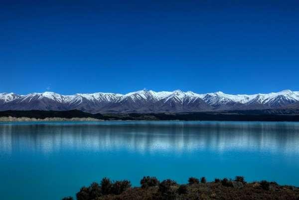 Danau Terjernih di Dunia