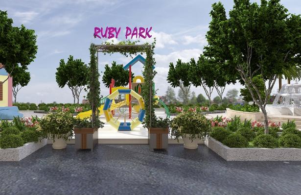 Sky Park tại Ruby City Ct3