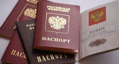 Путін підписав указ про спрощену видачу російських паспортів жителям ОРДЛО
