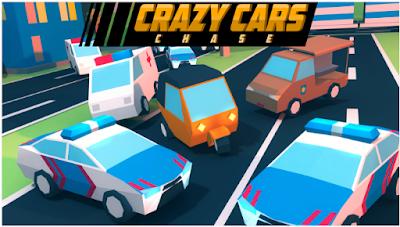 Crazy Cars Chase Mod Apk