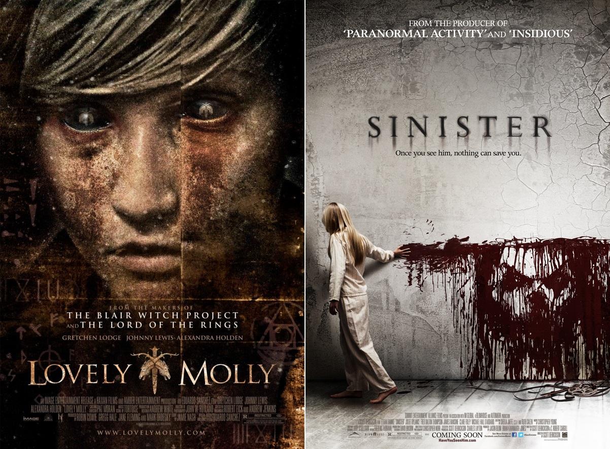 Maven's Movie Vault of Horror: 2012