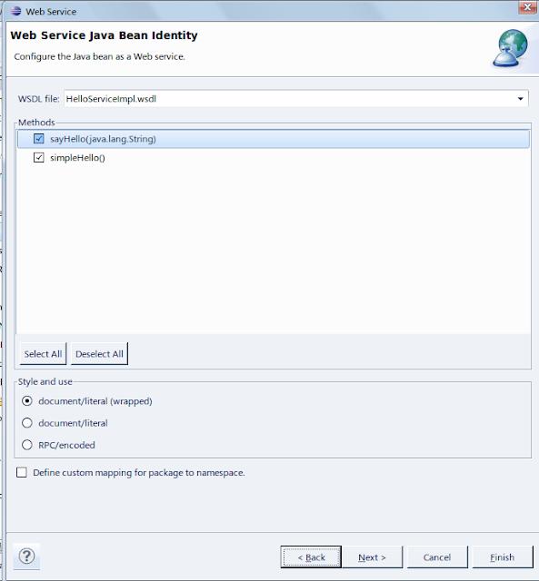 Wsimport Example