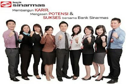 Lowongan Kerja Terbaru Bank Sinarmas Lulusan S1 Semua Jurusan