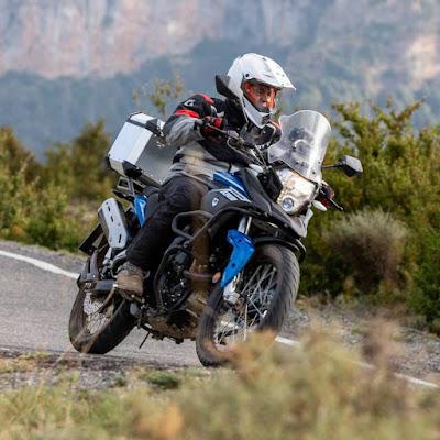 Macbor Montana XR1 Motos Santa Eulàlia L'Hospitalet de Llobregat