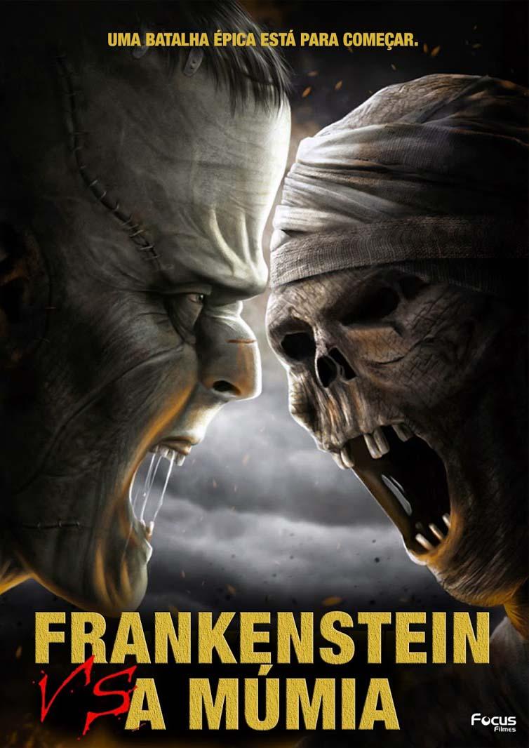 Frankenstein Vs Múmia
