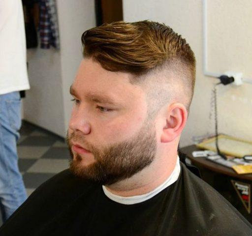 25 Model Rambut Yang Cocok Untuk Pria Gemuk Tips Rambut