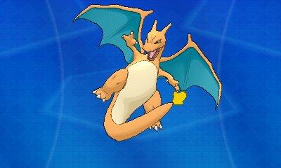 ¡Se repartirá Charizard de evento en Pokémon Sol y Luna en octubre!