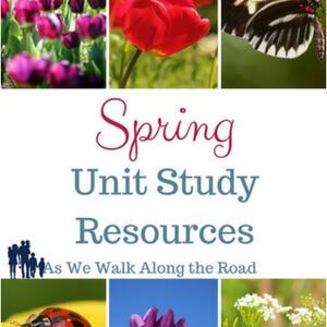 Spring Unit Study