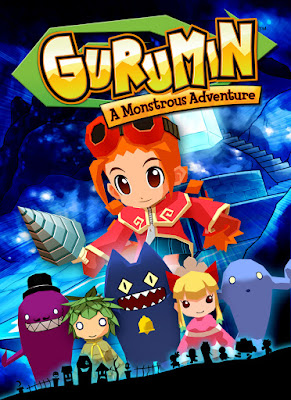 Gurumin A Monstrous Adventure (2015)