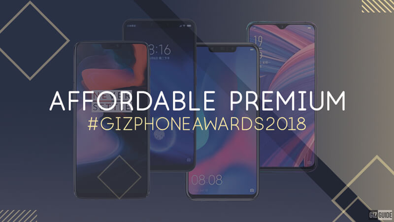 Affordable premium smartphone of the year (PHP 23,000 to PHP 39,999)