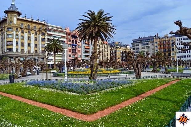 San Sebastián, Parque de Alderdi-Eder