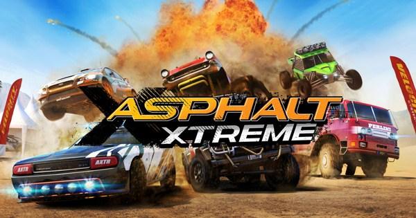 asphalt xtreme download