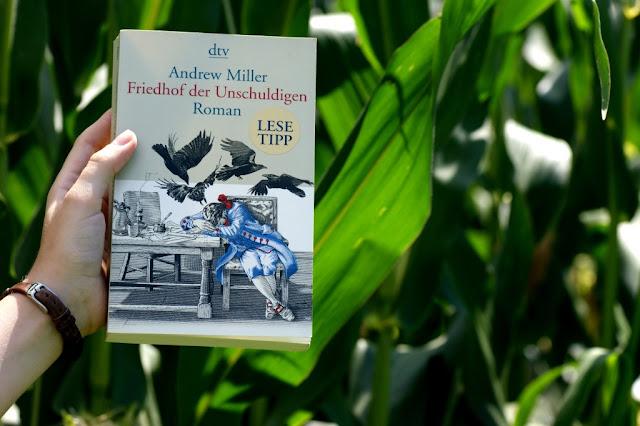 Rezension Friedhof der Unschuldigen von Andrew Miller
