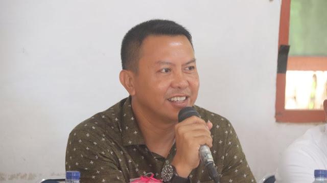 Basli Kunjungi Masyarakat Pulau, Tambolongan dan Polassi