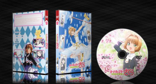 Cardcaptor Sakura Clear Card-Hen | Cover DVD |