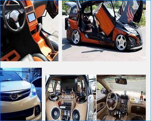 Modifikasi Grand New Avanza 2018 Dimensi Foto Mobil Xenia Putih Li Silver All 2004 ...