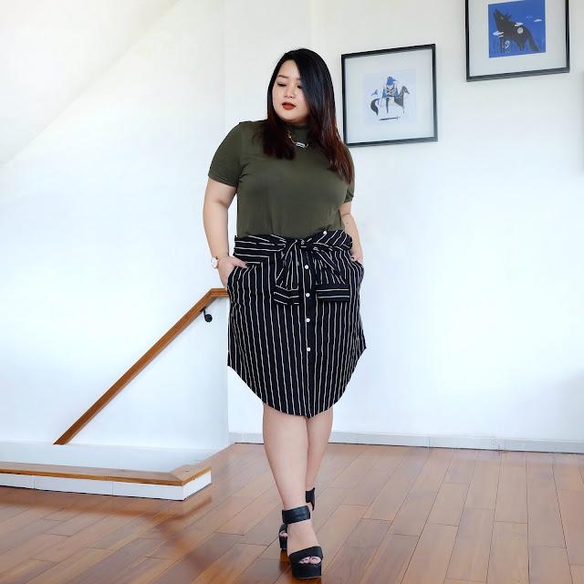 Curvy asian women