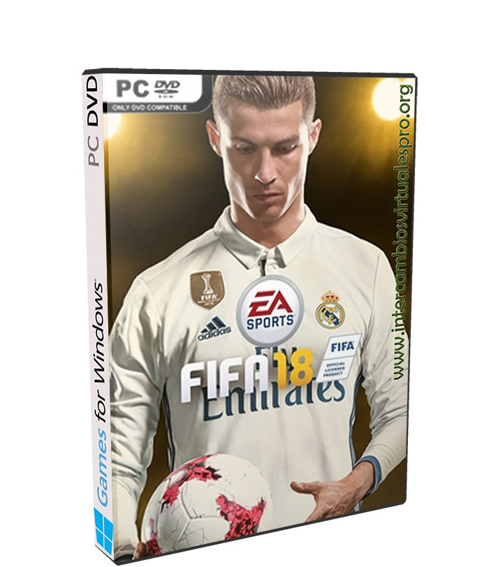 FIFA 18 poster box cover