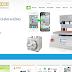Thiết kế website sửa điện thoại chuyên nghiệp và hiện đại