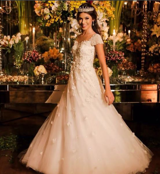 Vestido Valsa da Fernanda Concon