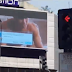 Porn plays on giant billboard in Makati