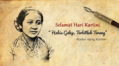 Kata Mutiara Bijak Ucapan Selamat Hari Kartini Untuk Wanita Indonesia