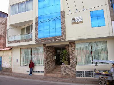Hotel Golden Inca, Cisco, Perú, La vuelta al mundo de Asun y Ricardo, round the world, mundoporlibre.com