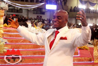 Bishop David Oyedepo: Talk Your way to Success!