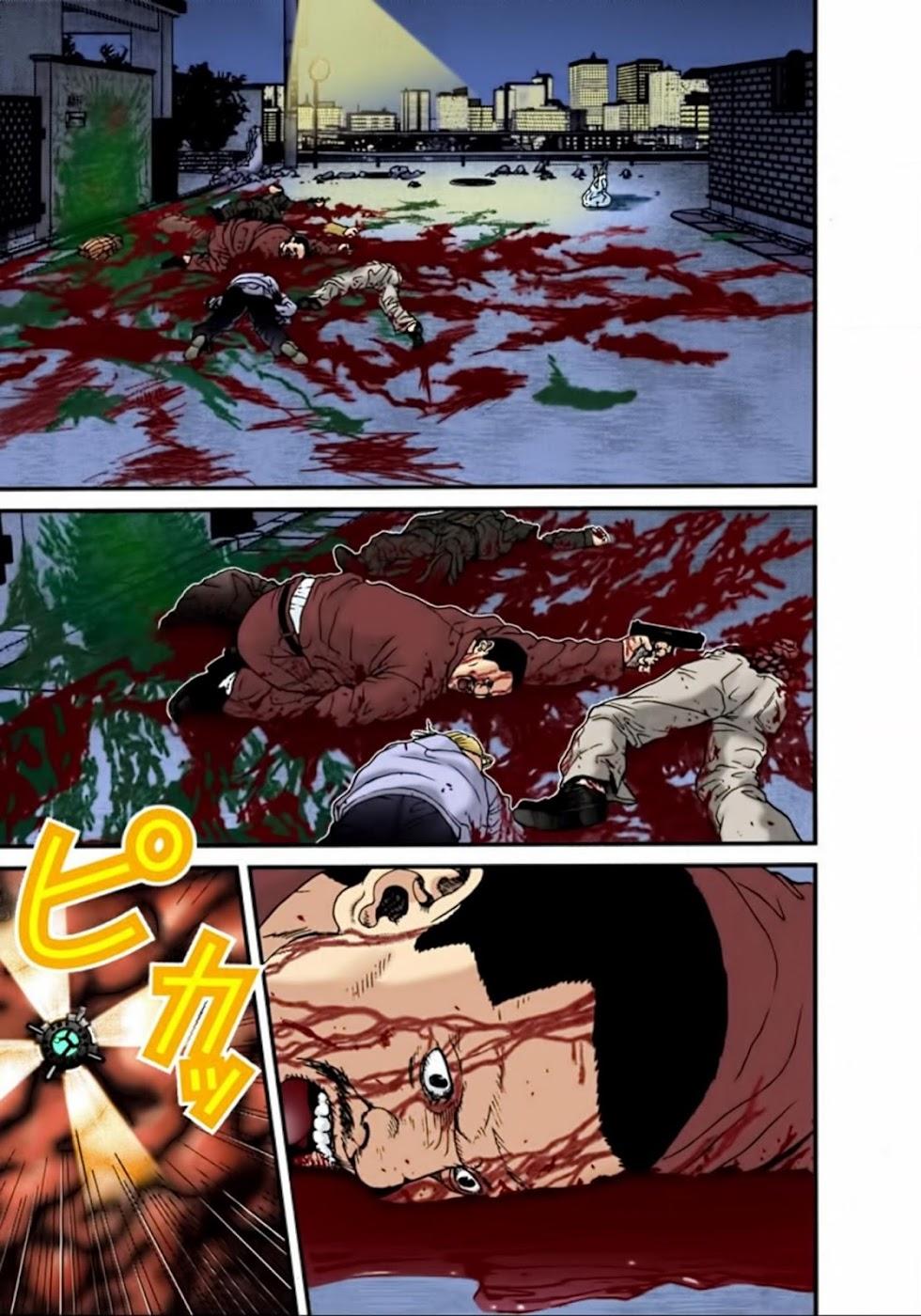 Gantz Chap 19: Gantz trang 9