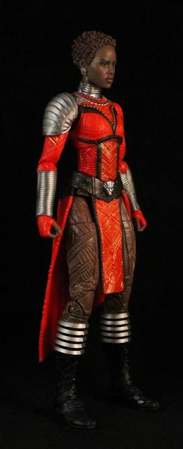 She's Fantastic: Black Panther Marvel Legends - NAKIA!