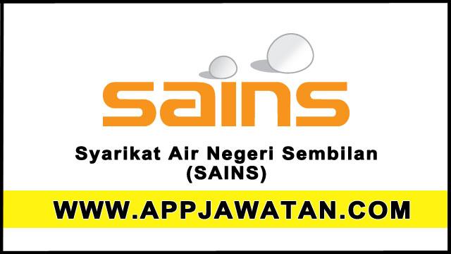 logo Syarikat Air Negeri Sembilan Sdn Bhd (SAINS)