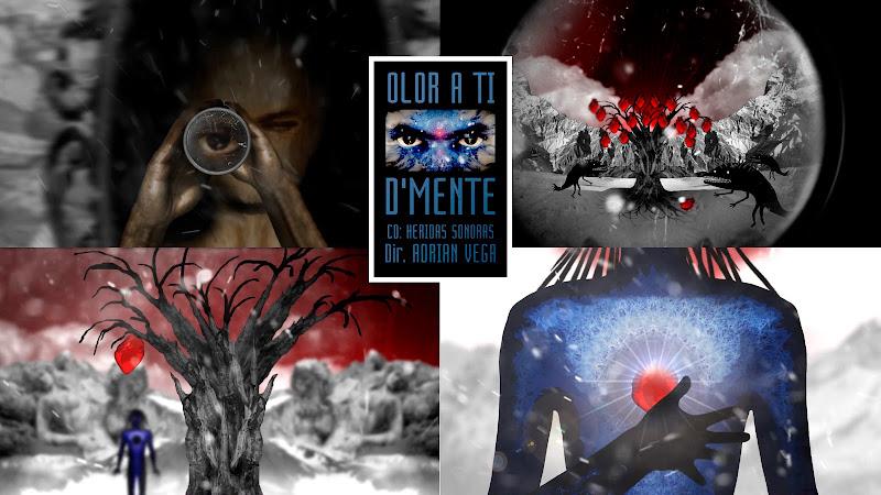 D'Mente - ¨Olor a ti¨ - Videoclip - Dirección: Adrián Vega. Portal del Vídeo Clip Cubano