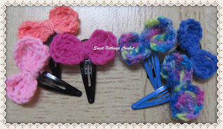 free tic tac crochet clips pattern