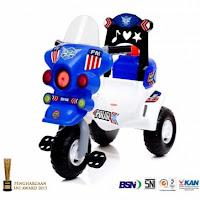 Motor Mainan Anak SHP SCP640 Patrol