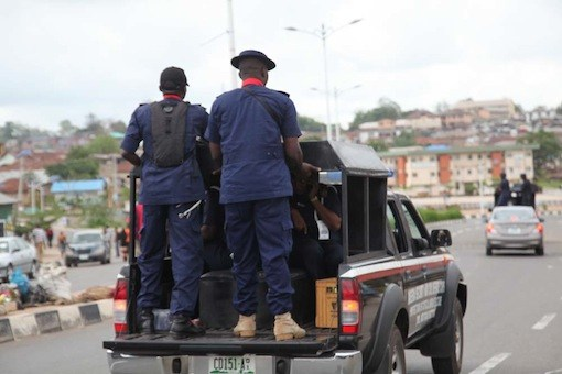 More than fake 25,000 liters petroleum products found in Anambra by NSCDC