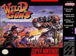 Wild Guns ( E ) [ SNES ]