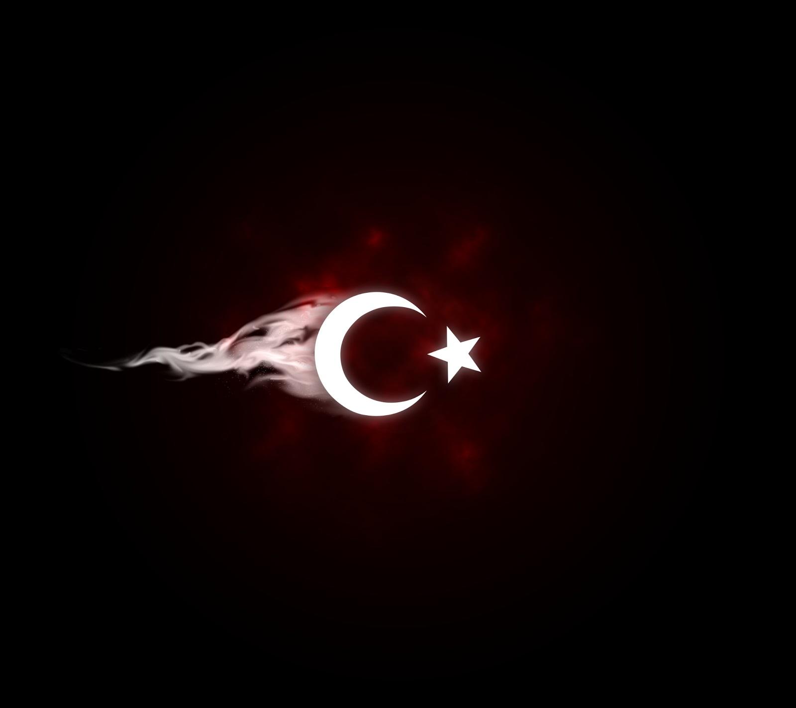 türk bayrağı tumblr siyah beyaz