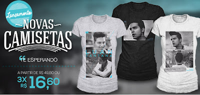 ab573046f A Luan Santana Shop é a loja virtual oficial de produtos de Luan Santana e  está sempre lançando produtos exclusivos com a marca do cantor.