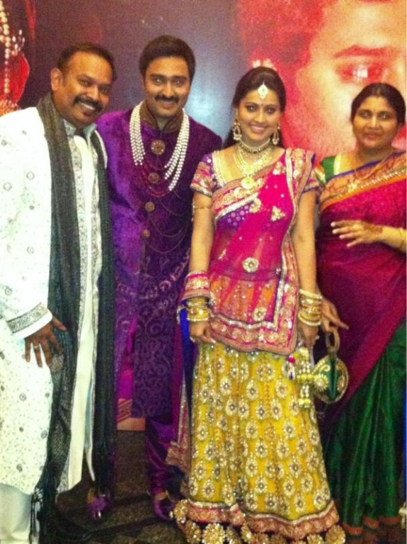 Actress Sneha And Prasanna Marriage News