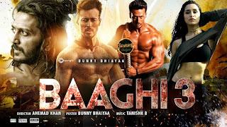 Download Baaghi 3 (2020) Hindi Movie Bluray