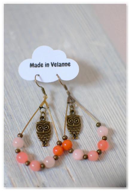 boucles d'oreilles sur-mesure made in velanne