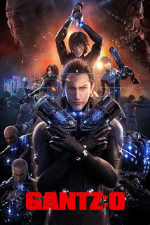 Gantz: O - BDRip Dual Áudio